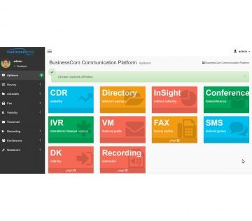 Systém pro jednotnou komunikaci SoftSwitch BC 4.0