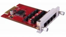 Zycoo rozšiřující moduly - 4 BRI ISDN2