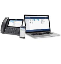 Mitel MiCollab - řešení pro jednotnou komunikaci a spolupráci