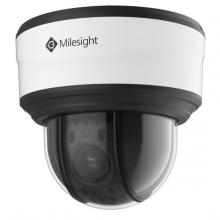 Milesight MS-C5371-X23HPB venkovní mini PoE PTZ dome IP kamera, 5MP, H.265, VCA