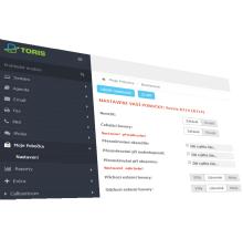Systém pro jednotnou komunikaci TORIS