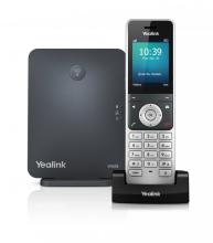 Bezdrátový IP DECT telefon Yealink W60P