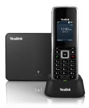 Bezdrátový IP DECT telefon Yealink W52P