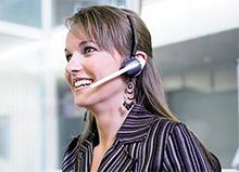 Mitel MiContact Center Enterprise - samoobslužné aplikace