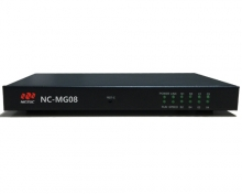 NICEUC NC-MG08-4O4S Analog gateway 4x FXS 4x FXO