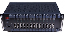 NICEUC Trunking Gateway NC-MG1000 CHASSIS - až 52xE1