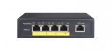 GXCOM TS6204P 10/100 Unmanaged PoE Switch