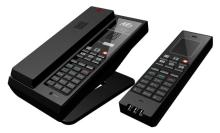 Analogový telefon s DECT sluchátkem  AGR-8106-SMK