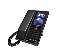 SIP telefon s DECT základnou - AEI SVM-9200-SMLT