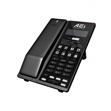 SIP telefon s DECT sluchátkem AEI SVM-8208-SMK