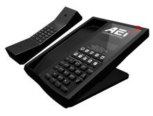 Analogový telefon s DECT sluchátkem ASP-8110-SMK