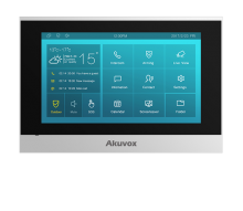 Akuvox C317S-CW Smart Android Indoor Monitor 10