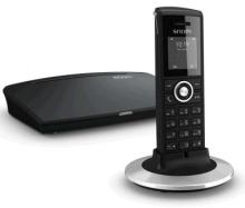 Snom M325 - IP DECT bezdrátový telefon