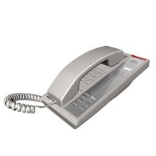 Analogový telefon AEI AKD-5103 bílý