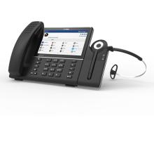 Integrovaná DECT náhlavní souprava pro Mitel MiVoice 6900 SIP telefony