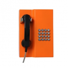 Veřejný analogový telefon