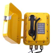 IP telefon do výbušného prostředí (s rozhlasem)