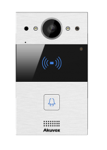Akuvox R20A MINI IP Video Intercom se čtečkou karet (instalace na omítku)