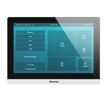 Akuvox C317A Smart Android Indoor Monitor 10´´ s kamerou a WiFi