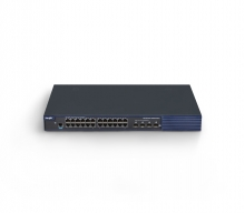 RG-S2910-24GT4XS-E Layer 2+ Managed Switch, 24-Port 1000Base-T, 4 GE SFP Ports