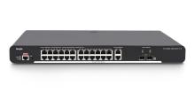 Ruijie Smart Managed Switch, 24+2 portů 10/100/1000BASE-T (PoE/PoE+ 185W)