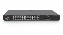 Ruijie Smart Managed Switch, 24+2 portů 10/100BASE-T (PoE/PoE+ 370W)