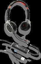 Náhlavní souprava VTX200 USB Binaural