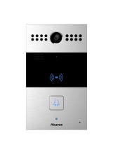 Akuvox R26C IP Video Intercom se čtečkou karet (instalace pod omítku, kit v ceně)