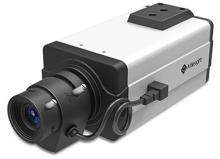 Milesight MS-C2951-PB box IP kamera 2MPX, H.265, WDR 140dB, Audio, I/O, SDHC, POE, VCA