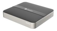 Milesight MS-N1004-UC-S 4K Mini UHD NVR rekordér pro 4 IP kamery