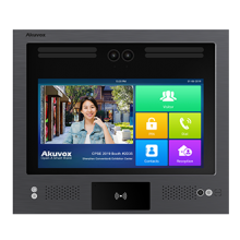 Akuvox X916 High-end Smart Android Video Intercom s FaceID