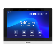 Akuvox C319A Smart Android Indoor Monitor 10´´ s kamerou a WiFi