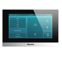 Akuvox C315W Smart Android Indoor Monitor 7´´ (Wifi&Bluetooth)