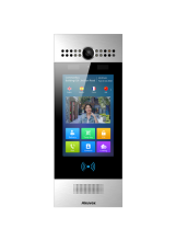 Akuvox R29C-L Android Smart Video Intercom s FaceID, duální kamerou a LTE podporou
