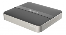 Milesight MS-N1004-UPC-S 4K Mini UHD NVR rekordér pro 4 IP kamery s PoE