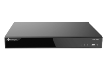 Milesight MS-N5016-UPT/P16 4K NVR rekordér pro 16 IP kamer s PoE
