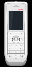 Ascom d63 Messenger DECT Phone - bílý