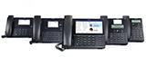 SIP telefonní přístroje Mitel MiVoice 6800