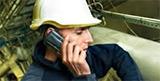 Systémy bezdrátové komunikace a alarm messaging Mitel a Ascom