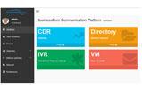 Collaboration portal - hlasová pošta, IVR, monitoring, fax, SMS, adresáře ...