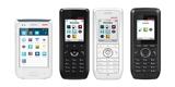 Bezdrátové telefony DECT Ascom