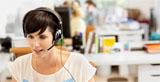 Pro užití v zákaznických centrech a kancelářích