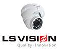 LS Vision IP kamery a NVR