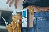 Systémy bezdrátové komunikace a alarm messaging Mitel