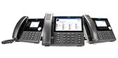 SIP telefonní přístroje Mitel MiVoice 6900
