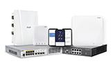 Síťová infrastruktura, WiFi, Firewally,  servery, aktivní prvky, bezpečnost, aplikace, cloud