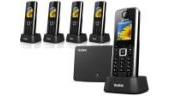 Bezdrátové telefony DECT Yealink