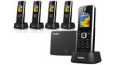Bezdrátové telefony Yealink IP DECT