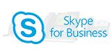 Skype for Business telefony